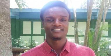 estudiante de medicina Hassan Moussa Mahamat