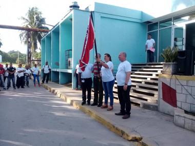 Vanguardia Nacional Termoeléctrica de Mariel