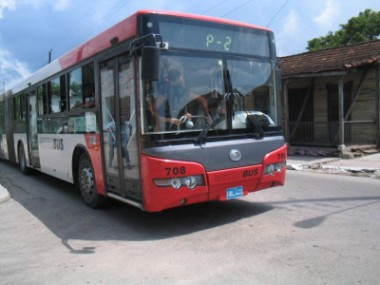 Anuncian mejora del transporte en capital cubana