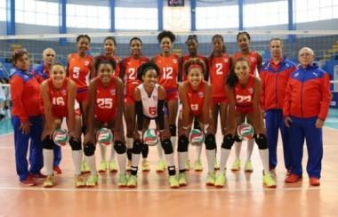 Cuba campeón de la Copa Panamericana Sub-20 de Voleibol Femenino