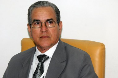 Ministro de Educación Superior, José Ramón Saborido