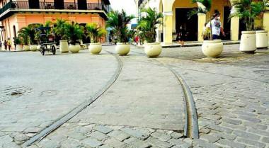 Huella histórica del tranvía en ciudad patrimonial de Cuba