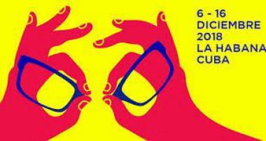 Logo del 40 Festival de Cine de La Habana