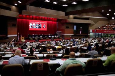 8vo Congreso del Partido Comunista de Cuba