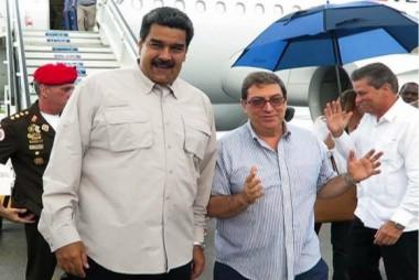 En Cuba Nicolás Maduro para participar en Foro de Sao Paulo