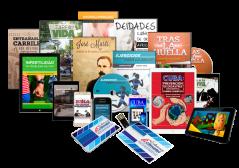 Nuevos contenidos Librería Virtual
