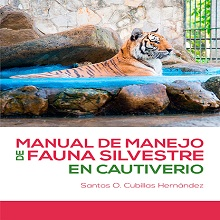 Manual de manejo de fauna silvestre en cautiverio (Ebook)